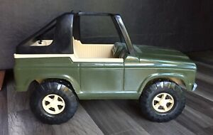 "Ford Bronco Toy AMERICAN PLASTIC TOYS INC 16"" Long ..."