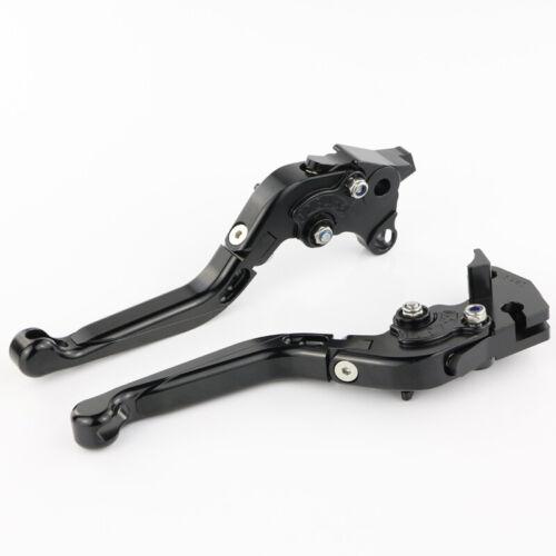Folding Clutch Brake Lever For BMW S1000RR 2010 2011 2012 2013 2014 Black