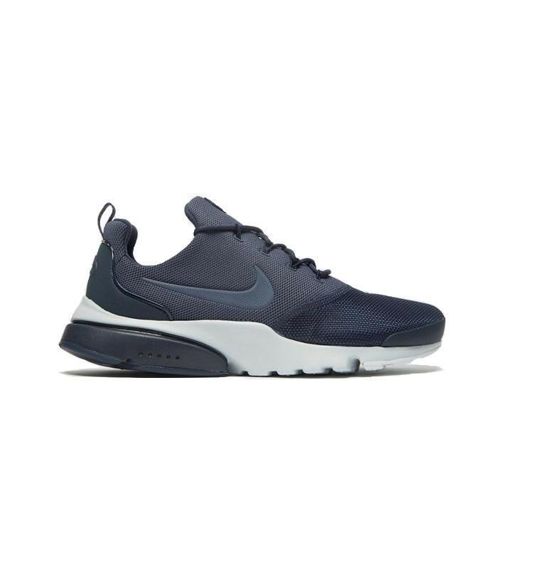 Mens NIKE PRESTO FLY Thunder Blau Trainers AT0052 400