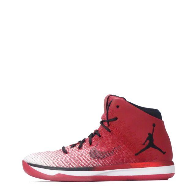 separation shoes e16f3 f5281 Nike Air Jordan XXXI Mens Basketball Shoes Varsity Red/Black