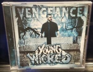 Young-Wicked-Vengeance-CD-Axe-Murder-Boyz-AMB-twiztid-insane-clown-posse-icp