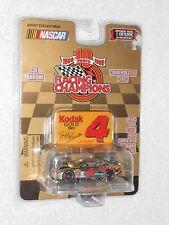 RACING CHAMPIONS DIECAST NASCAR KODAK #4 BOBBY HAMILTON RACE CAR GOLD CHROME