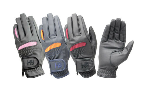 Hy5 Lightweight Riding Gloves Various Color and Size PR3048