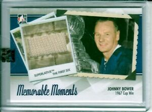 2013-14-ITG-Superlative-The-First-Six-Memorable-Moments-MM02-Johnny-Bower-14