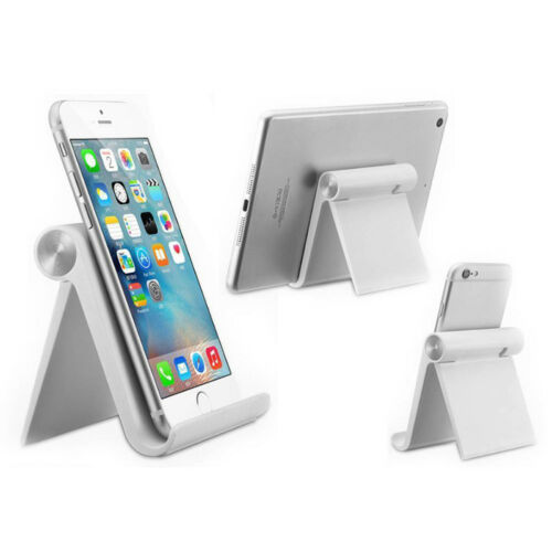 360° Universal Foldable Bed Desk Mount Holder Stand for Phone iPad Tablet Stock