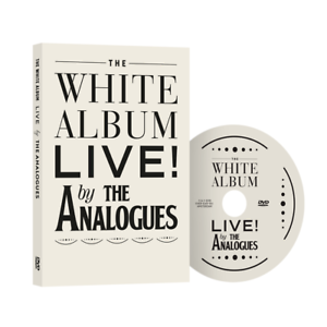 The-Analogues-Perfom-The-Beatles-The-White-Album-live-DVD