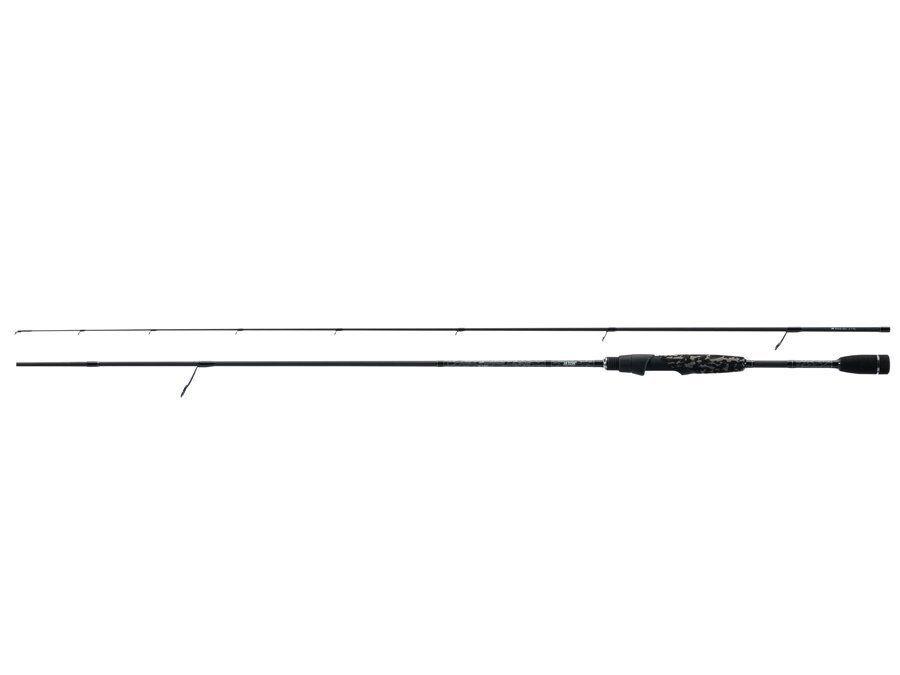 Jaxon Grey Stream Universal 2,1m-2,8m 5-23g 2-section Canne da pesca Spinning