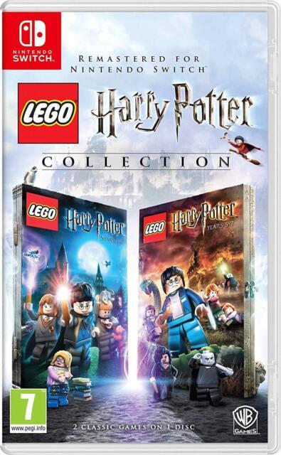 Lego Harry Potter Collection - Nintendo Switch Spiel - NEU OVP