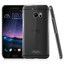 For HTC One M10 Imak DIY Slim Transparent Crystal Clear Hard Case Skin Cover M10