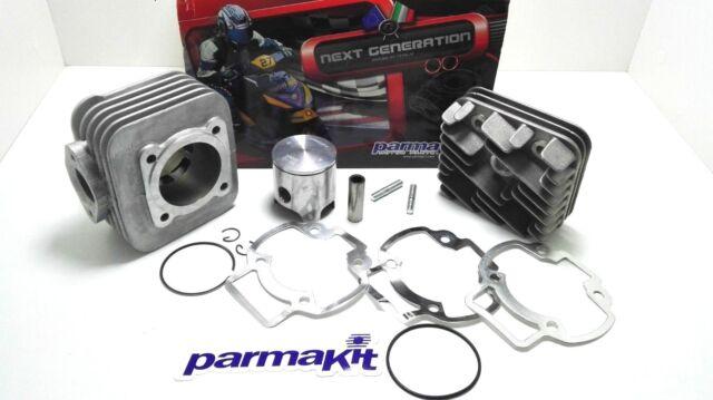 57529.00 Grupo Térmico PARMAKIT Ø 47,6 Aluminio Piaggio Liberty 2t 50 2007