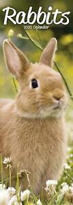 Rabbits-2020-Official-Slim-Wall-Calendar