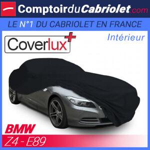Housse-Bache-protection-Coverlux-BMW-Z4-E89-en-Jersey-couleur-Noire