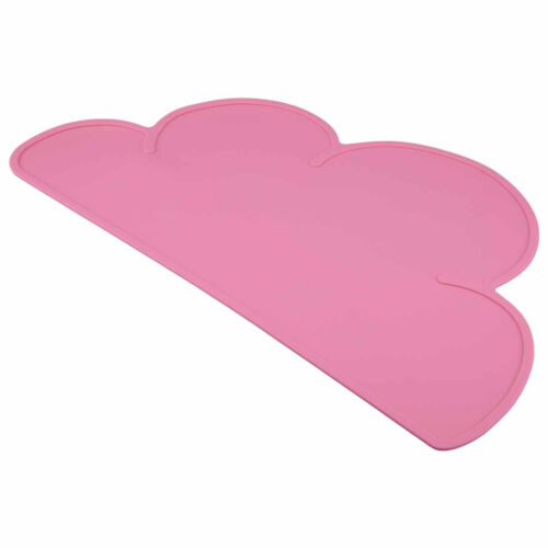 Silicone Cloud Shape Insulation Pad Kitchen Placemat Baby Dining Table Place Mat