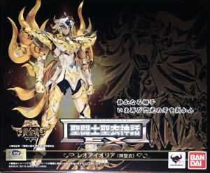 Saint Seiya Myth Cloth Ex - Lion Aiolia Dieu