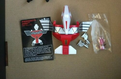 Loyal Subjects MMPR Movie Rangers and Zords