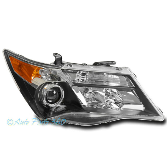 FOR 07 08 09 ACURA MDX [HID MODEL] PROJECTOR HEADLIGHT