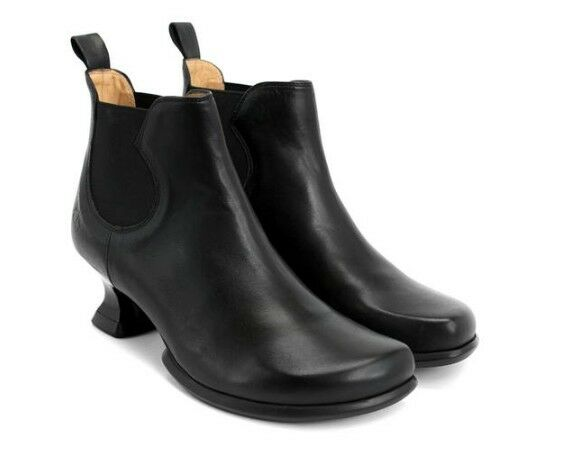 supporto al dettaglio all'ingrosso  329 JOHN FLUEVOG WEAREVERS DANKE HEEL HEEL HEEL 7 scarpe nero avvioIES ANKLE stivali wearever  prezzo basso