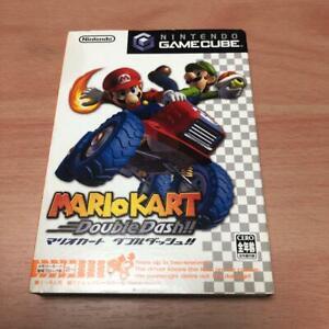 Mario Kart Double Dash Nintendo Gamecube GC Japanese From Japan Free Shipping