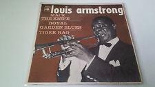 "LOUIS ARMSTRONG ""MACK THE KNIFE"" EP 7"" SPANISH SINGLE G/E B/E 1967 EP 6217"