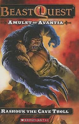 Rashouk the Cave Troll (Beast Quest) by Blade, Adam