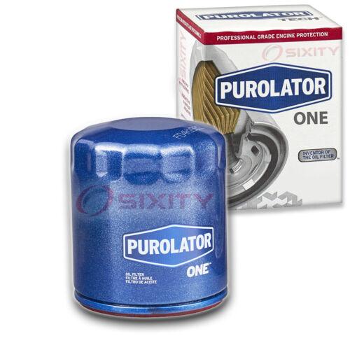 Purolator ONE Engine Oil Filter for 2000-2013 Chevrolet Silverado 1500 fm
