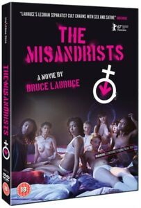Nuovo The Misandrists DVD