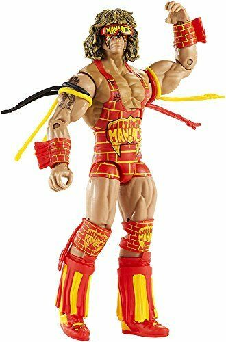 WWE DMF60 Defining Moments Ultimate Warrior Wrestling Action Figure