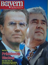 Programm 1994/95 FC Bayern München - Bayer Leverkusen