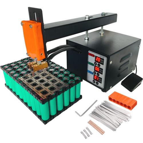 Battery Spot Welder 3KW High Powe 18650 Batteries Nickel  Welding Pulse Welder
