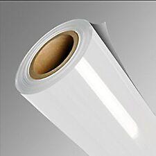 "12"" X 12"" Glossy white Vinyl Car Wrap Sheet Roll Film Sticker Decal"