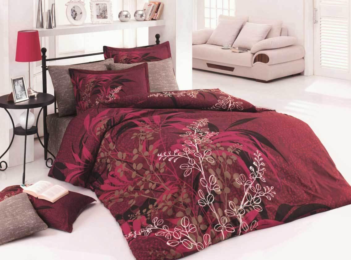 Bettwäsche 200x200 cm Bettgarnitur Bettbezug Baumwolle Kissen 5 tlg AKASYA ROT     Treten Sie ein in die Welt der Spielzeuge und finden Sie eine Quelle des Glücks