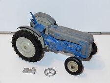 BRITAINS FARM #9525 FORDSON SUPER MAJOR TRACTOR FOR RESTORATION 1960s ENGLAND