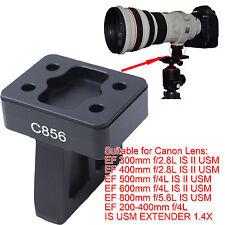 Treppiede Obiettivo Anello Attacco Base Piede pr Canon EF 300mm f/2.8L IS II USM