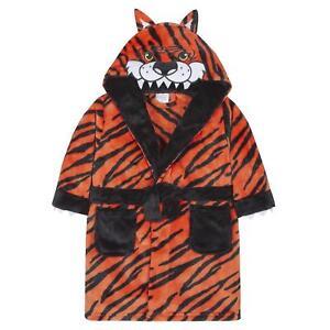 5fe276c7b6c55 Enfants Nouveauté Design Tigre Peignoir Robe de Chambre Polaire ~2 ...