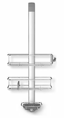 simplehuman Aluminium Over Door Shower Caddy.
