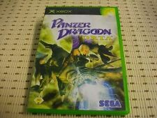 Panzer DRAGON ORTA per Xbox * OVP *
