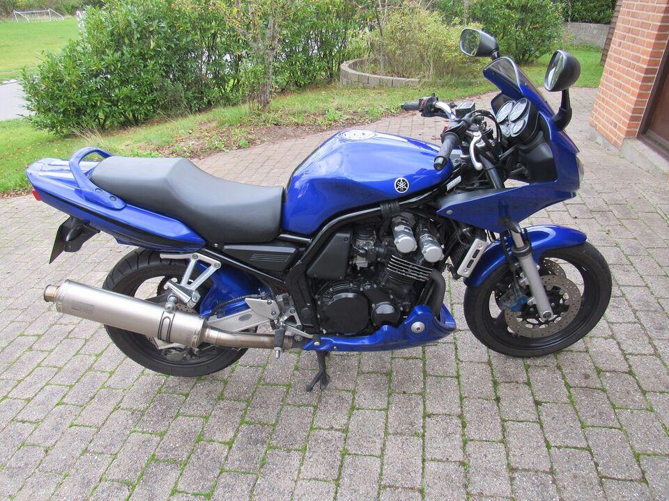 Yamaha, FZS, 600 ccm