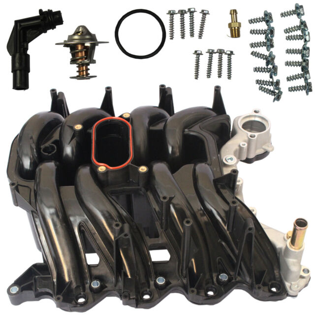 For Ford E-Series F-Series Pickup Truck Upper Intake Manifold w// Gaskets 5.4L V8