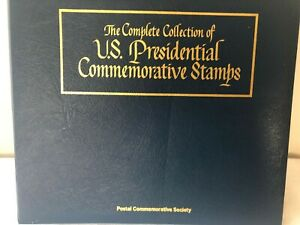 The-Complete-Collection-of-US-Presidential-Commemorative-Stamps-39-Presidents