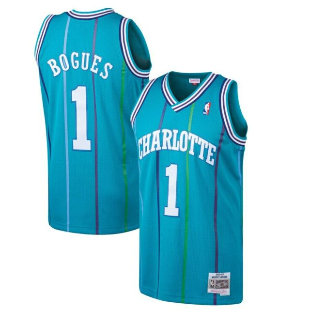 muggsy bogues jersey number jersey on sale