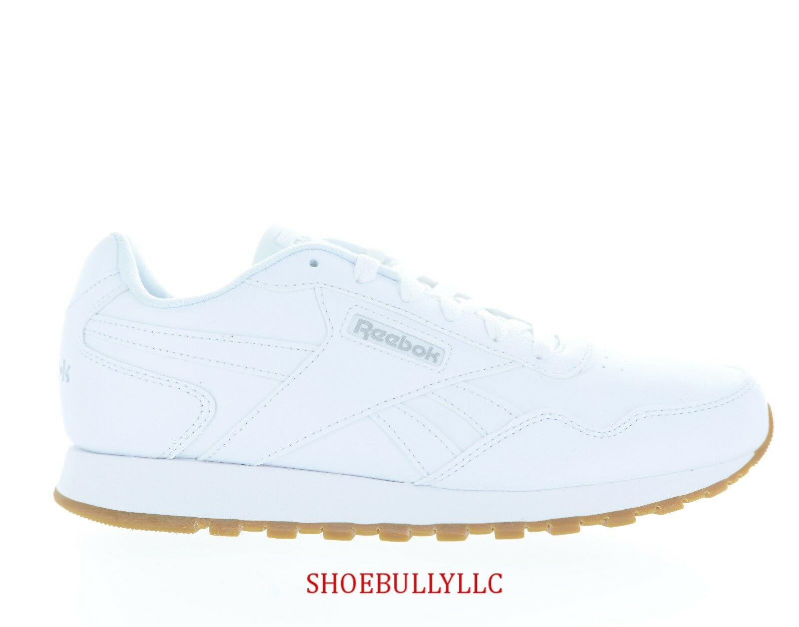MEN'S REEBOK CL HARMAN RUN CM9203 US-WHITE GUM DEADSTOCK BRAND NEW