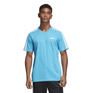 Adidas Ess 3S Climalite Sports Shirt Cotton Shirt T shirt