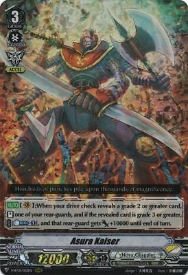 Cardfight Vanguard Triple Rare Asura Kaiser V-BT01//012EN RRR