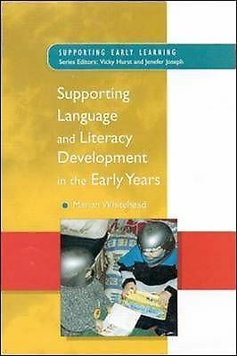 """""""AS NEW"""" Supp. Language & Literacy Develeopment in the Early Years (Supporting E"""