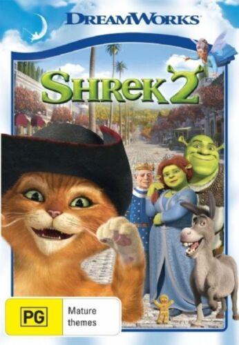 1 of 1 - Shrek 2 (DVD, 2009)