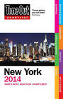 Time Out Shortlist New York 2014 by Time Out Guides Ltd. (Paperback, 2013)
