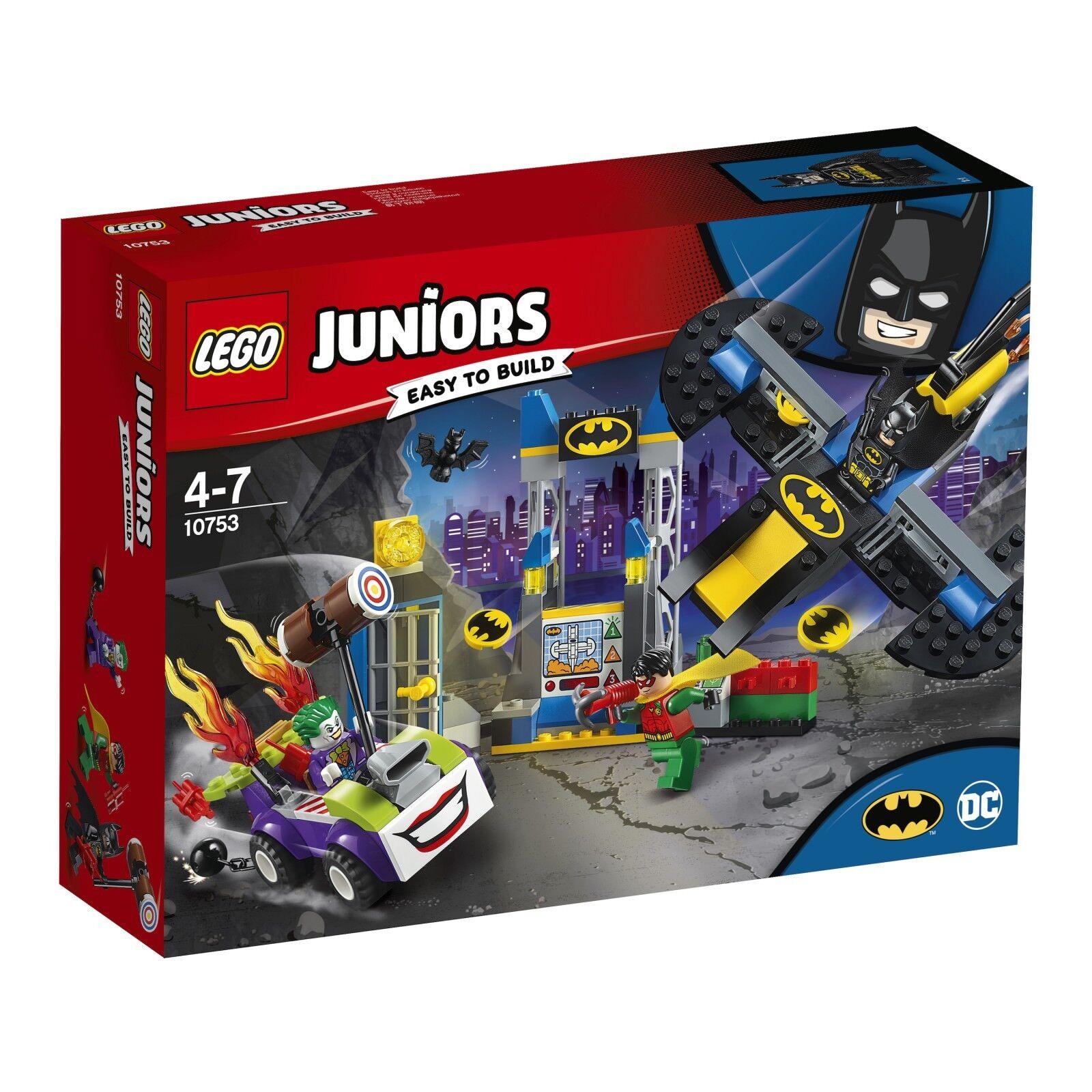 LEGO ® Juniors 10753 il Joker ™ e la bathöhle NUOVO OVP _ NEW MISB NRFB