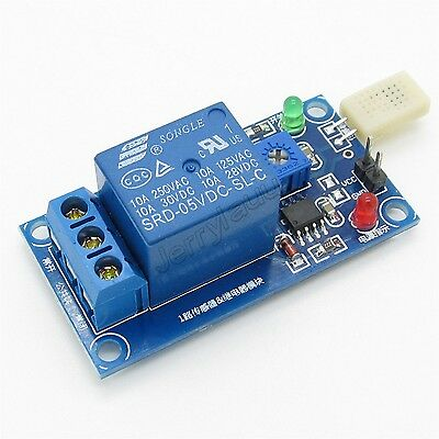 Relative Humidity Switch Module Sensor Humidity Controller for Arduino