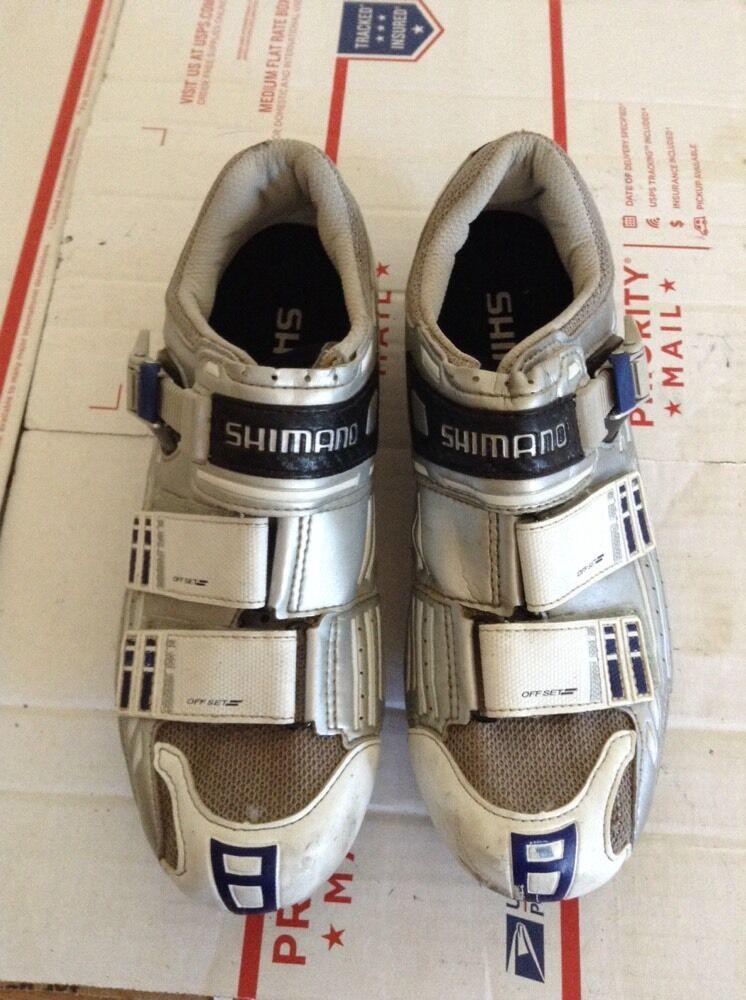 Shimano Ro85 Cycling shoes 42 8.3 Us (2001)