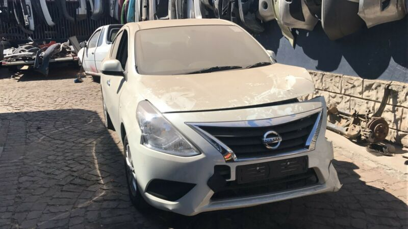 Nissan almera automatic and manual stripping for parts